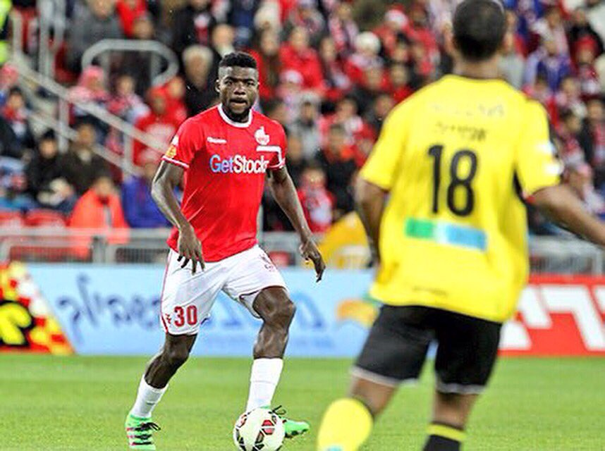 John Ogu Dreams Israeli League Title