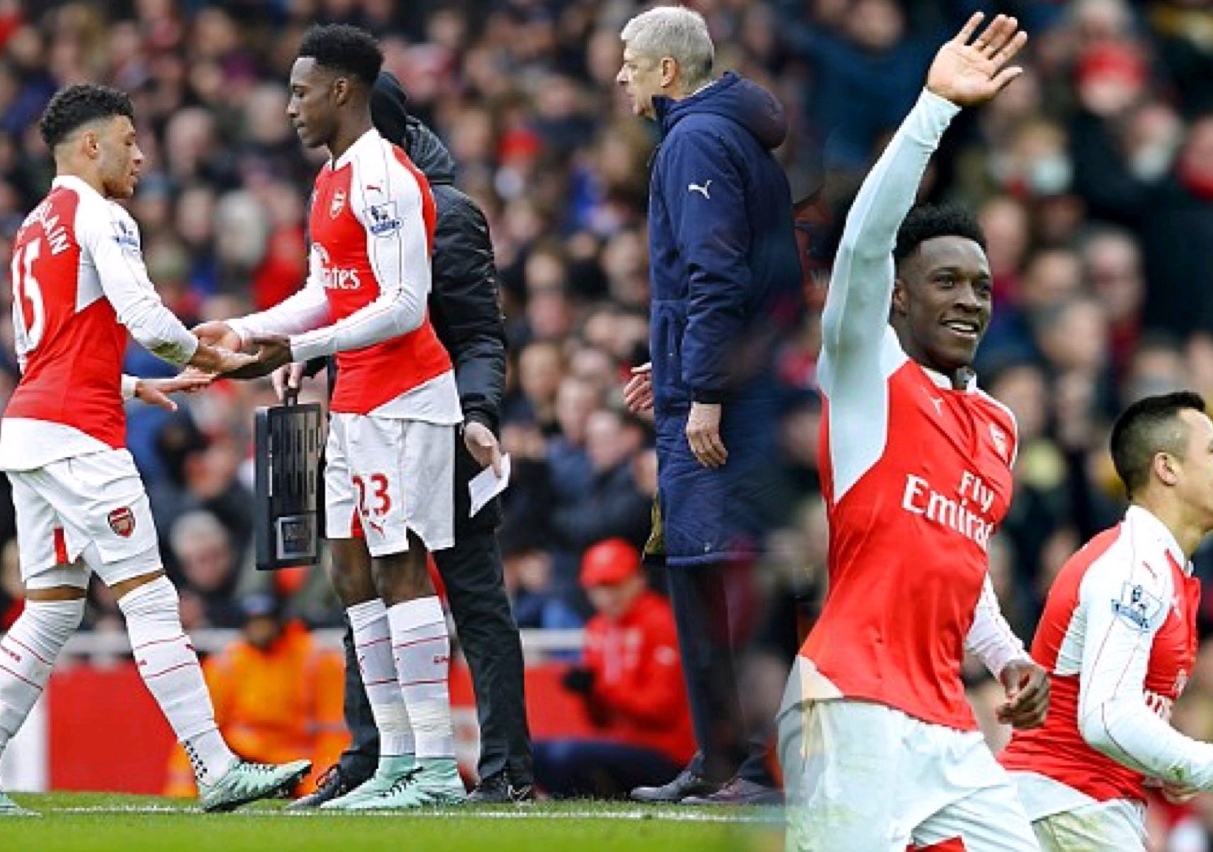 Wenger Hails Arsenal's Mental Strength, Welbeck's Impact Against Leicester