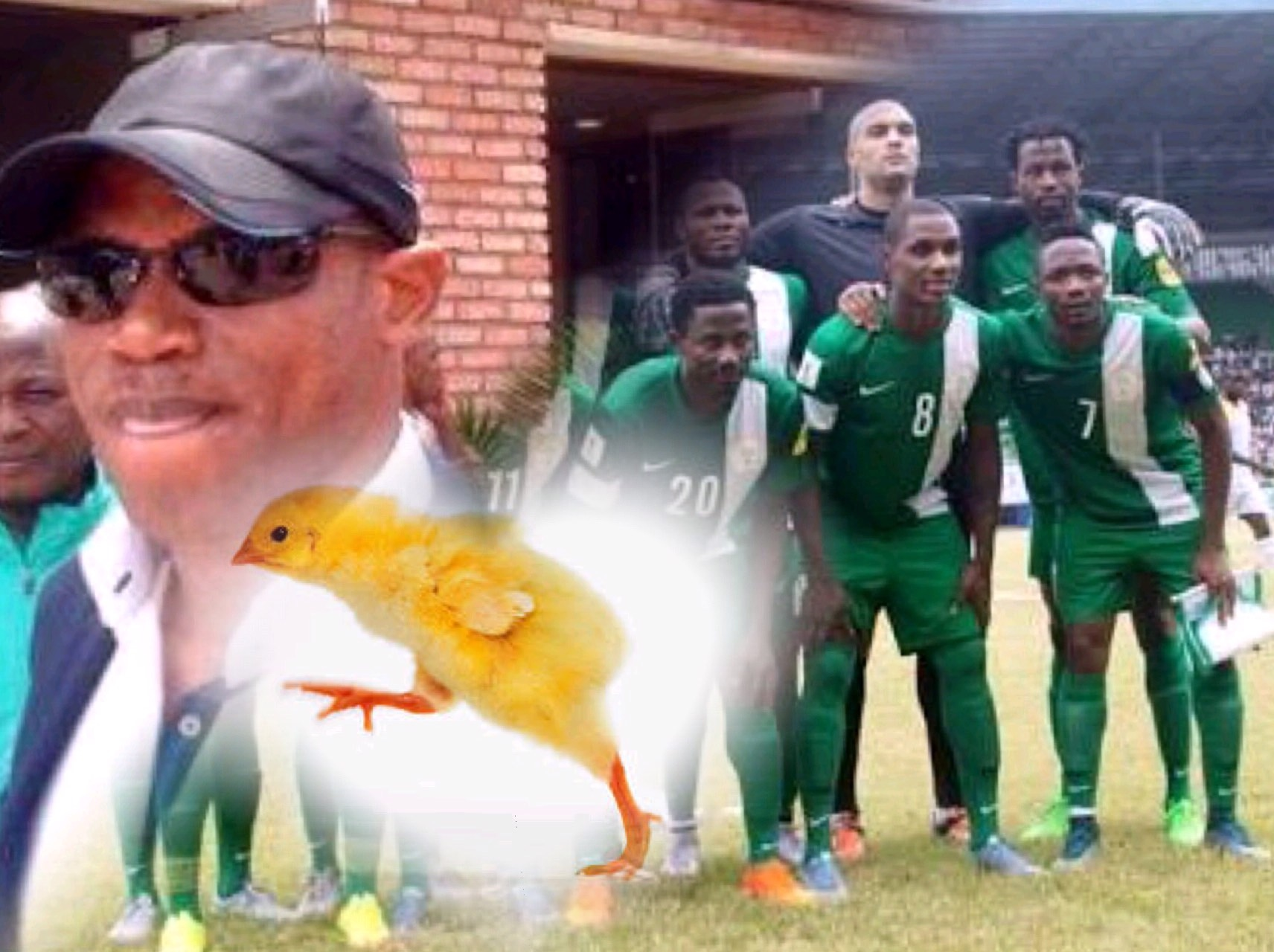 Oliseh: I didn't Chicken Out Of Super Eagles Job
