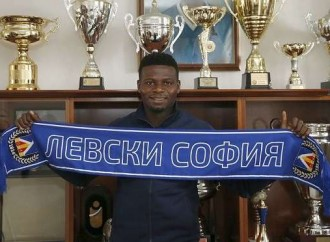 Adeniji Eager To impress At Levski Sofia