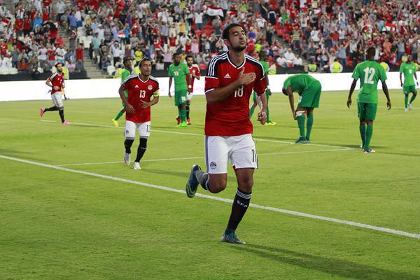 Egypt's Koka: We Don't  Rely On Salah, Elneny To Beat Nigeria