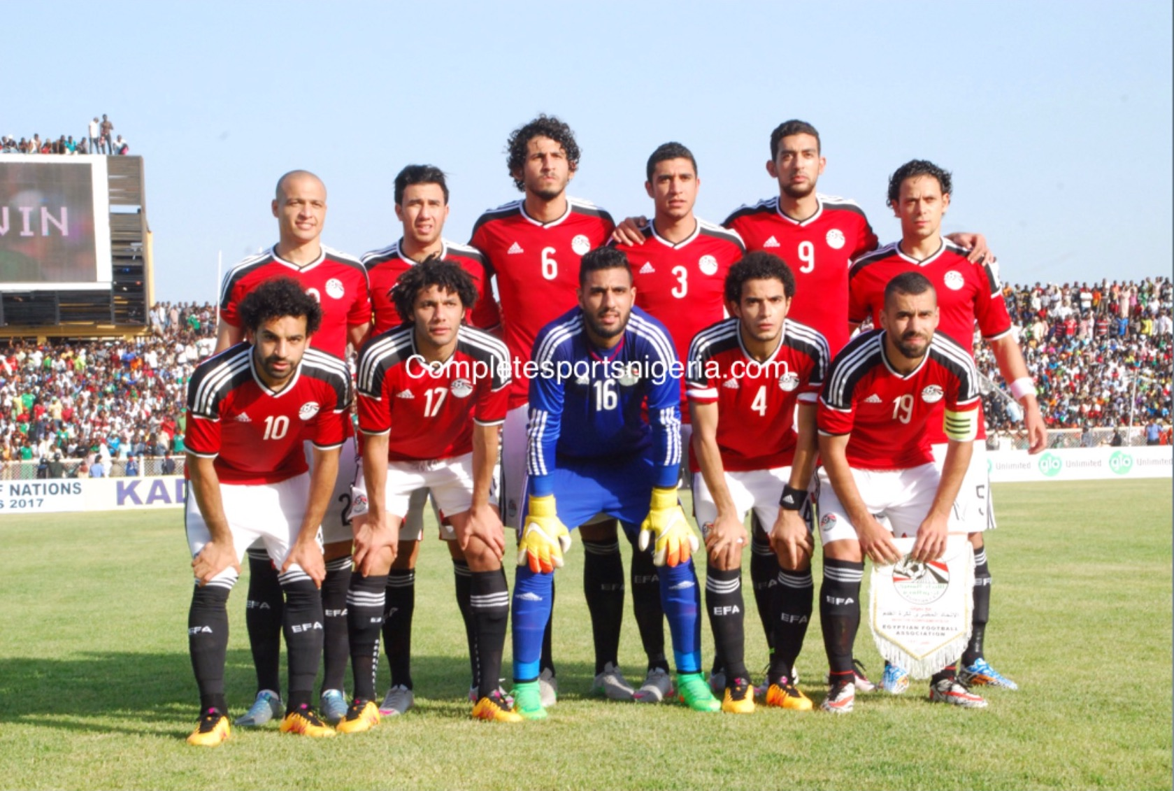 Illness Rules Egypt Defender Out Of Nigeria Clash