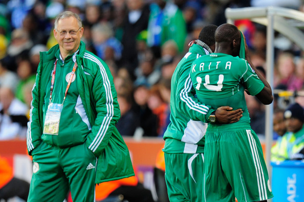 Foreign Coach Is No Guarantee For Super Eagles Success