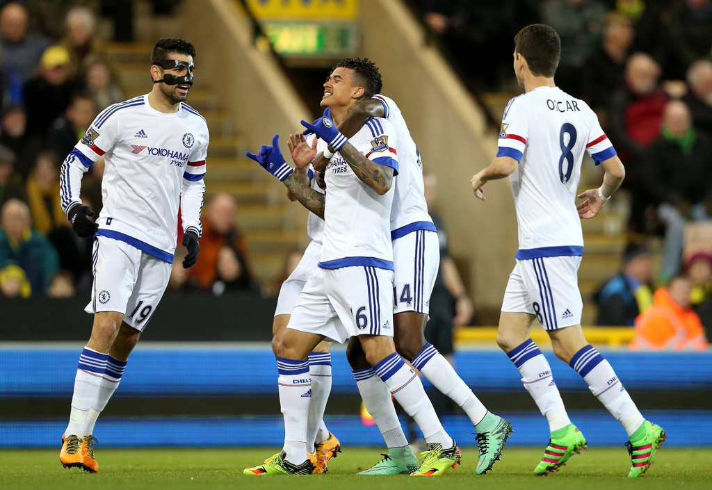 Chelsea Edge Norwich As West Brom Hold Leaders Leicester