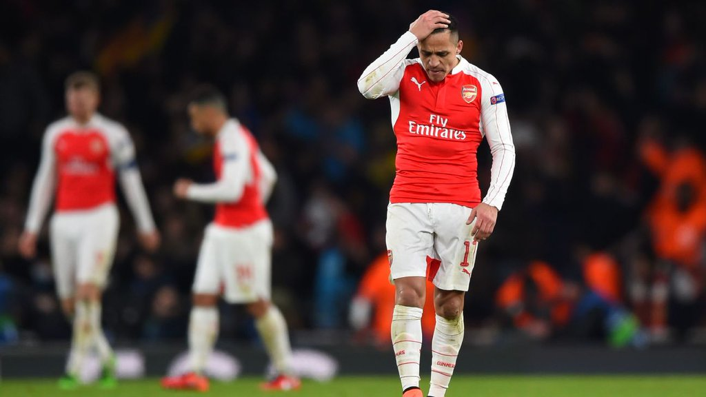 Kanu Questions Arsenal Character After Swansea Defeat