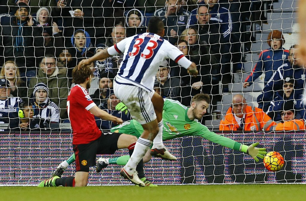 Mata Sees Red As West Brom Defeat Man United