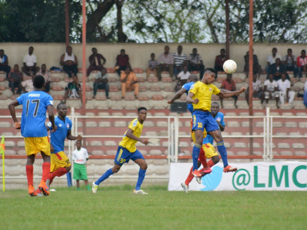 NPFL: MFM, Pillars Set For War; Lobi Threaten Rangers' Title Hopes