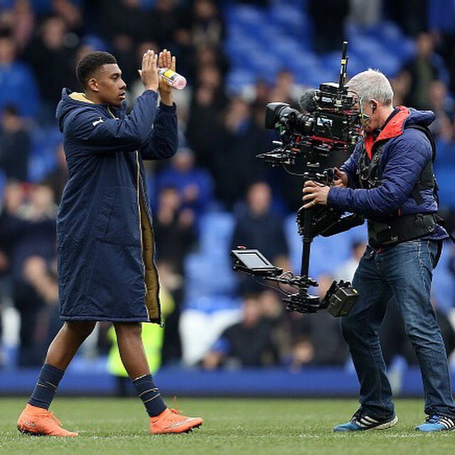 """Iwobi: I'm Ready To Face Egypt After """"Maddest"""" Food Poisoning"""