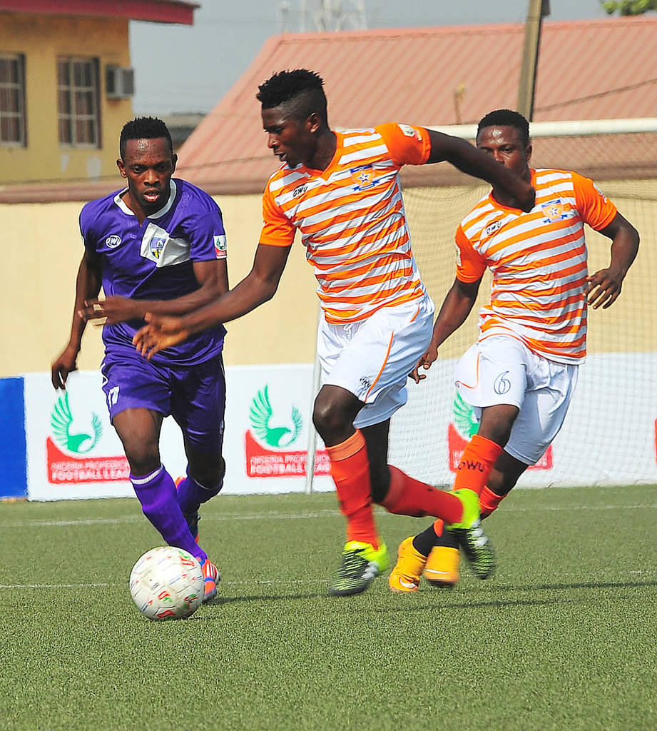 Dimgba: Sunshine Stars Will Fight To Escape Relegation