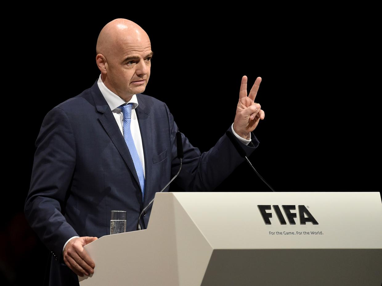 FIFAFinally Publishes Full Report On Bidding Process For 2018, 2022 World Cups