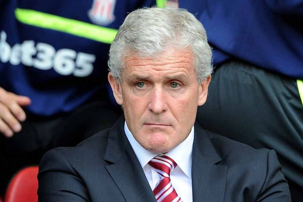 Hughes Believes Stoke Can Frustrate Resurgent Arsenal At The Emirates