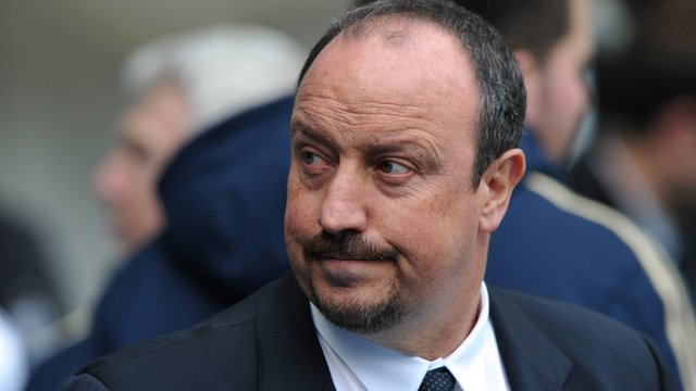 Benitiez Arrives Newcastle, Replaces McClaren‎ As Toons' Manager