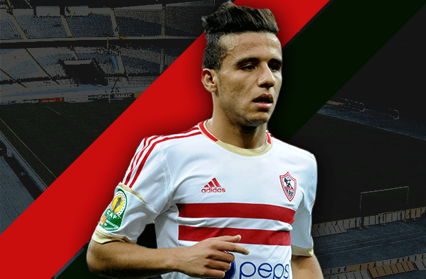 Egypt Star Fathi Injured, Ruled Out Of Nigeria Clash