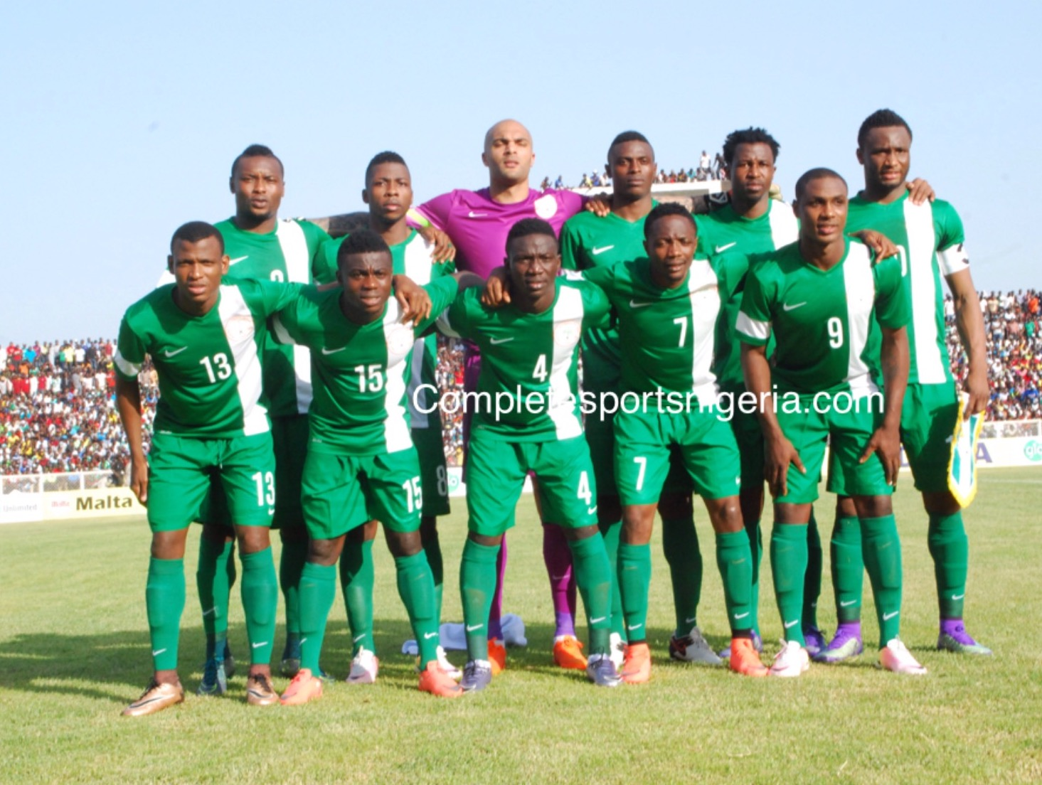 Odegbami: Nigeria Need a Miracle To Get To Russia 2018!