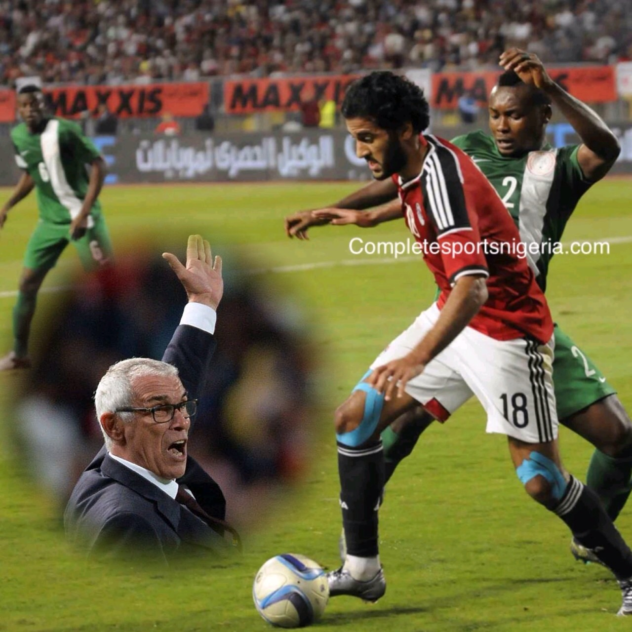 Egypt Coach, Cuper: We Had Tough Time Against Nigeria