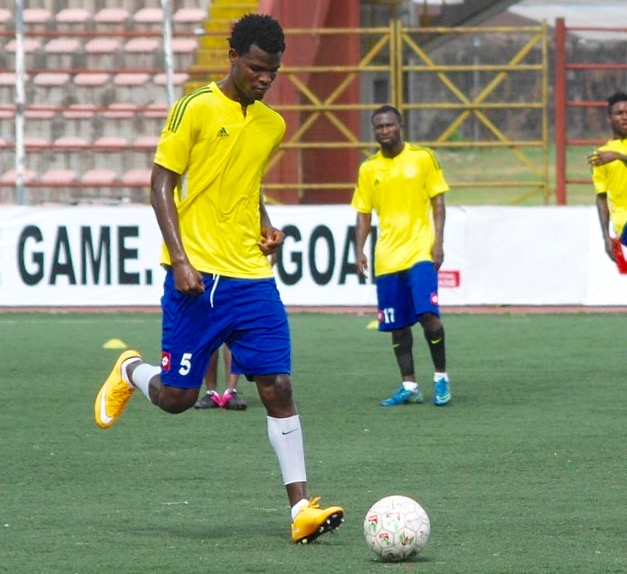Rivers United Defender, Douhadji Gets First Togo Call-up‎ For Tunisia Clash