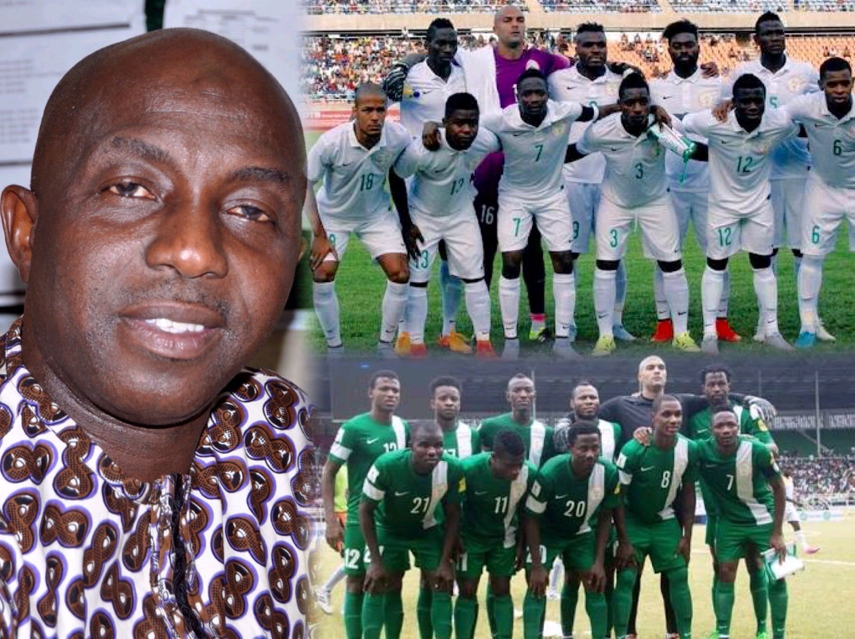 5 Immediate Challenges Facing Siasia As Super Eagles Interim Coach