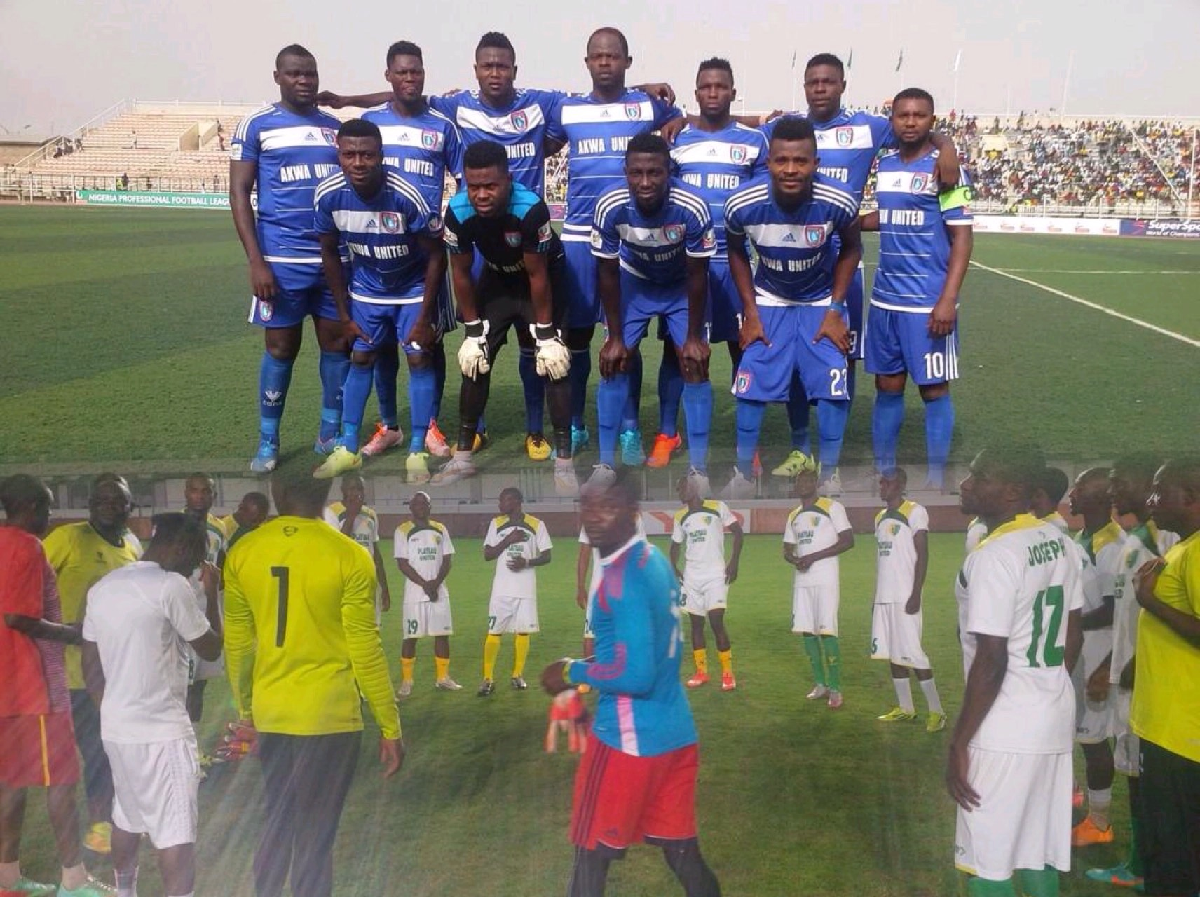 NPFL: Friday Nets Double As Akwa United Pip Plateau United In Uyo