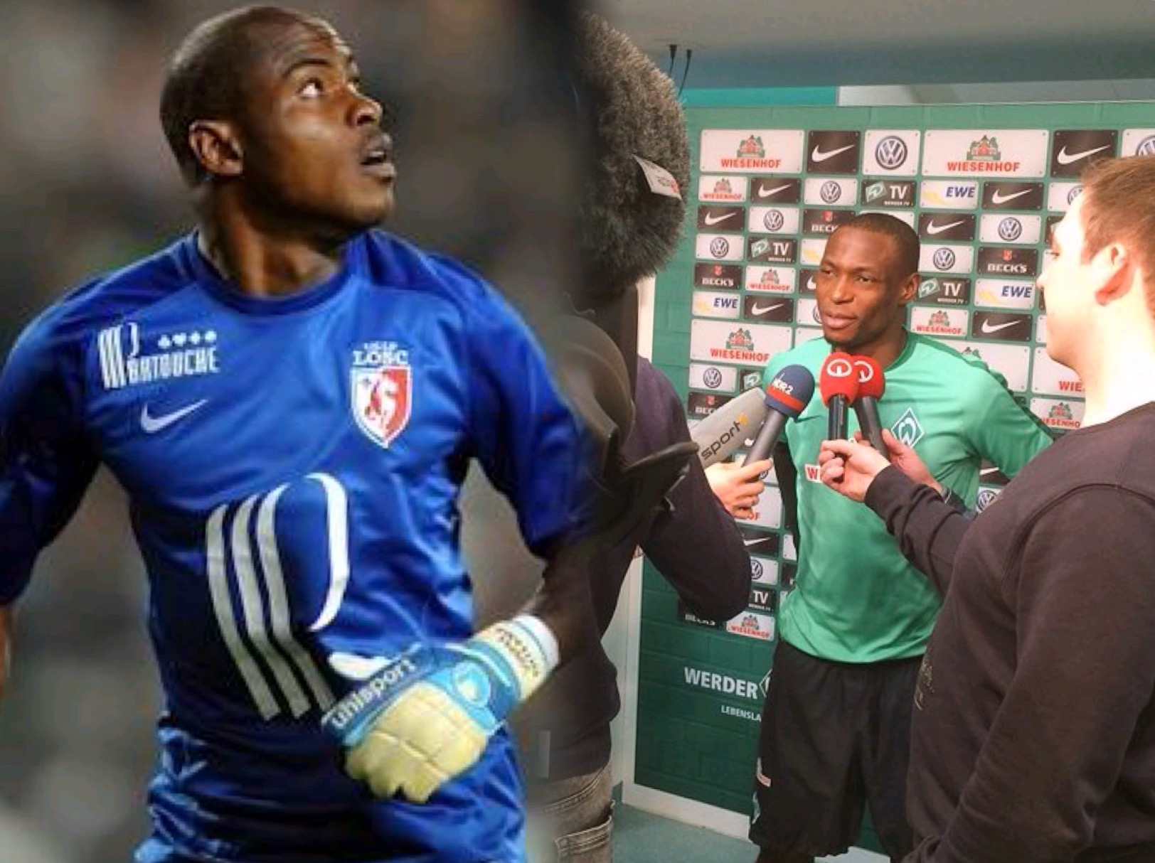 Enyeama Fails To Earn 13th Clean Sheet; Ujah Fires Blanks As Bayern Massacre Bremen