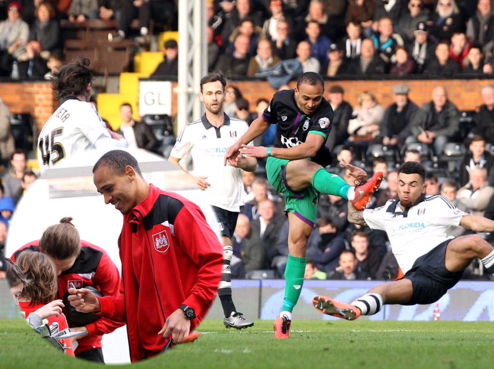 Odemwingie Thrilled To Win On Bristol City Debut