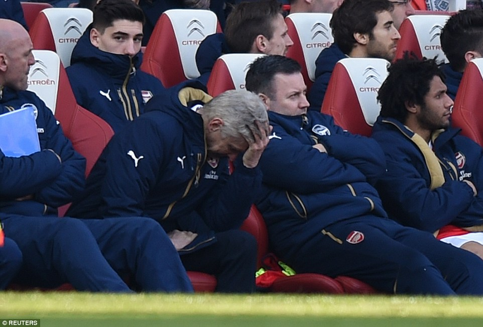Wenger Rues Arsenal's Missed Scoring Chances Against Watford