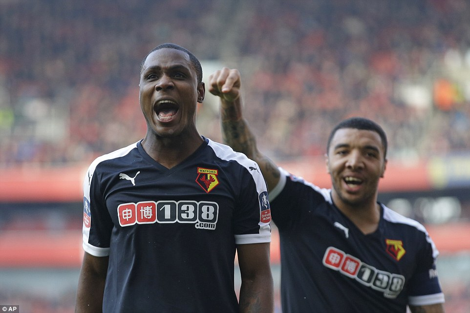 West Brom Target Ighalo As Berahino Replacement