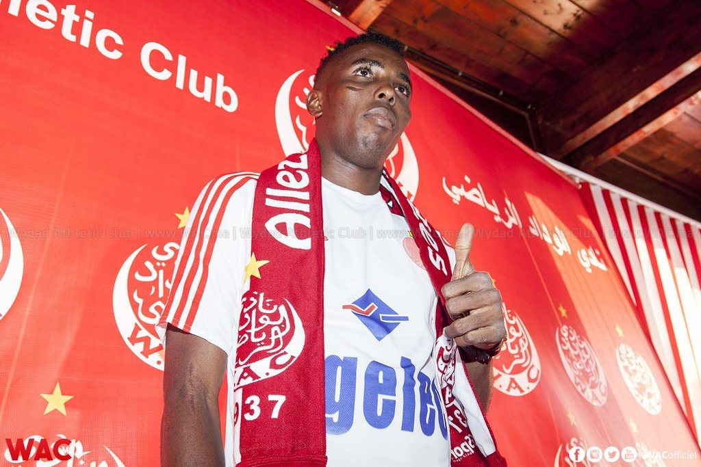 Chikatara: My Ultimate Target Is European League After Wydad