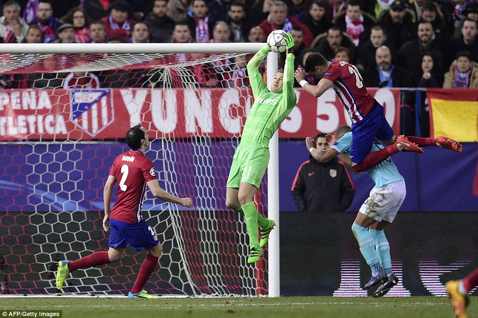 Atletico Madrid Edge PSV 8-7 On Penalties; Into UCL Q/Finals