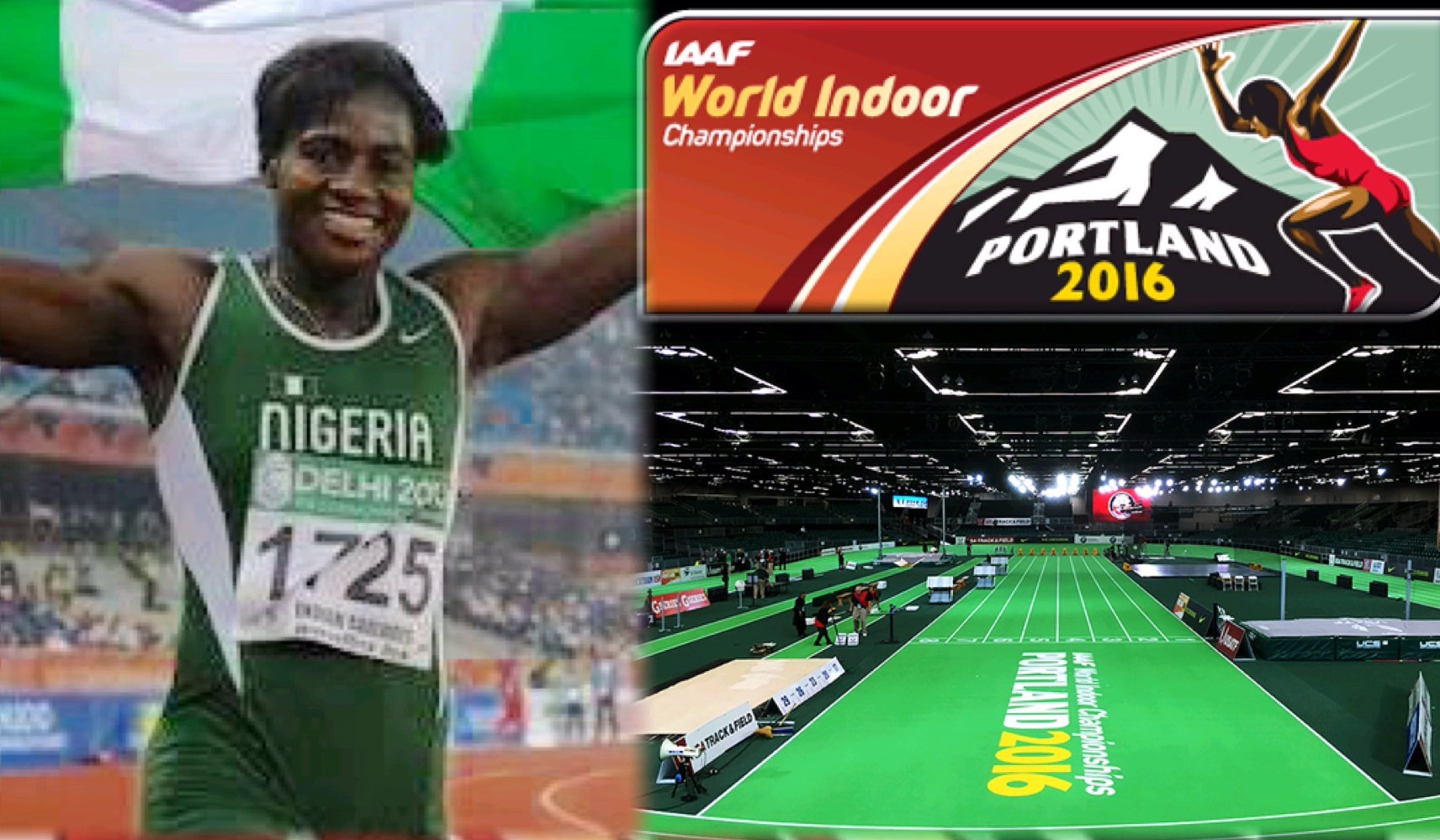 IAAF World Indoor Championships: Osayomi Backs Team Nigeria For Medals Rush