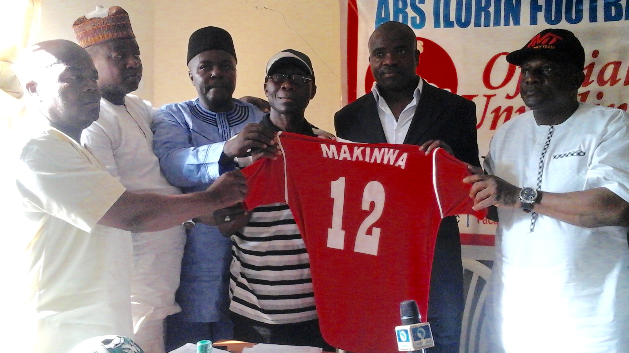 Makinwa Unveiled As ABS Technical Manager