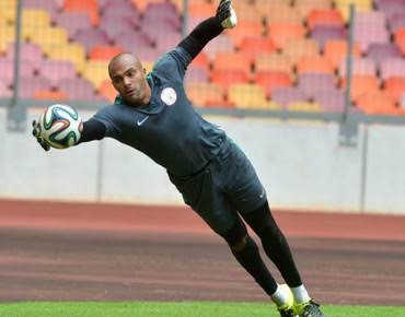 """Ikeme """"Gutted"""" To Miss Egypt Vs Nigeria Clash"""