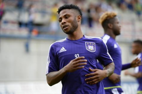 Imoh Ezekiel Out For Two Weeks After Jaw Surgery