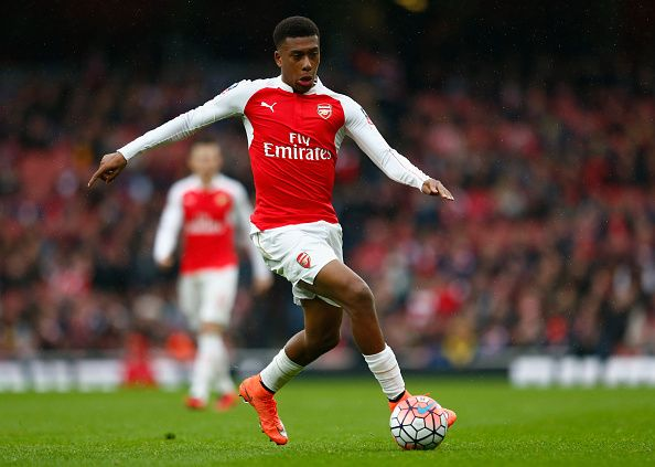 Arsenal Fans Rate Iwobi Higher Than Walcott, Giroud, Chamberlain In Barça Clash