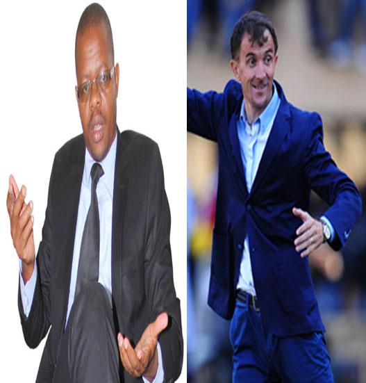 Uganda FA Boss: We Won't Release Micho To Nigeria