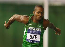 Egwero, Oke, Mozia Top Nigeria World Indoor List