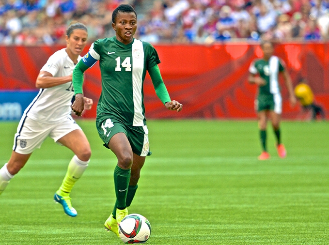Super Falcons Captain Nwabuoku Joins Sweden's Ostersund