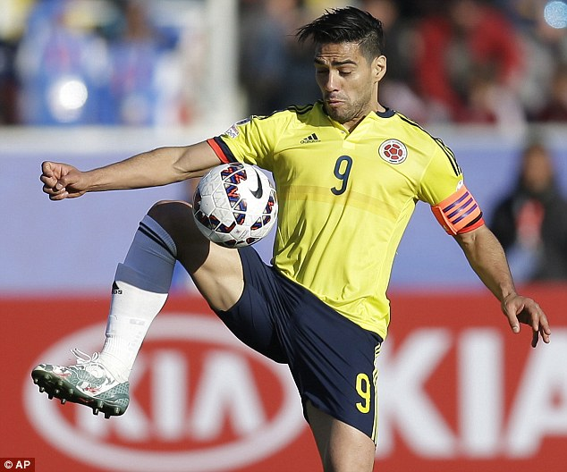 Nigeria Foes Colombia List Falcao, Ospina For Olympics; Plan Argentina Friendly
