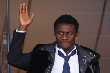 Martins Vows To Score Plenty In China, Donates To Lagos Orphanage