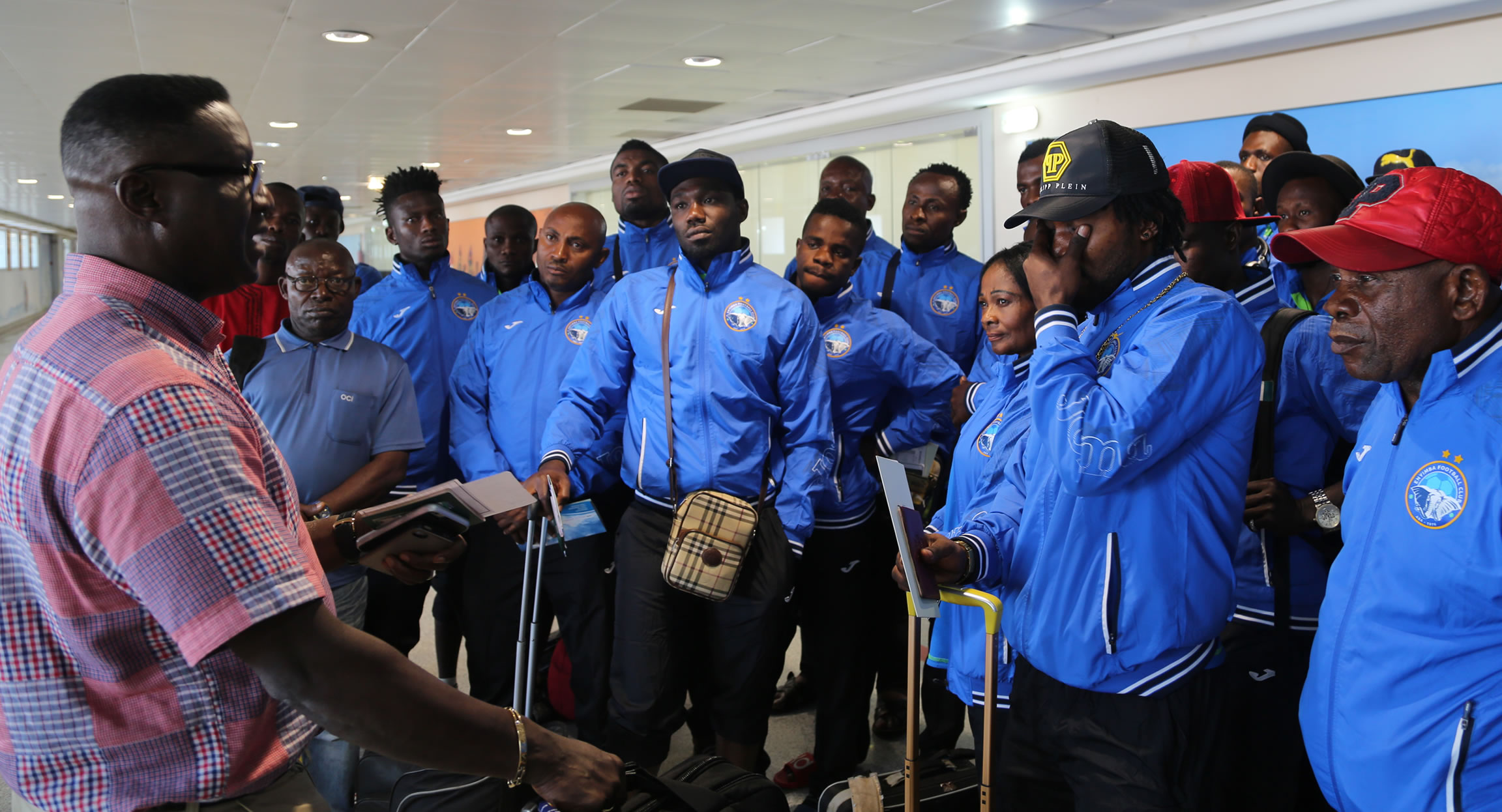 Enyimba In Morocco, Confident Ahead Of Etoile Clash