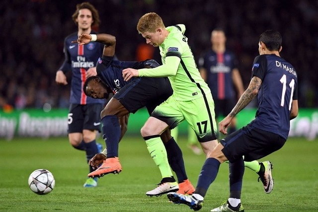 MAN CITY BEWARE: 5 UCL Turnarounds After 2-2 Home Draws