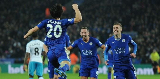 LEICESTER HAVE CHANGED THE GAME; IN ENYIMBA WE MUST TRUST