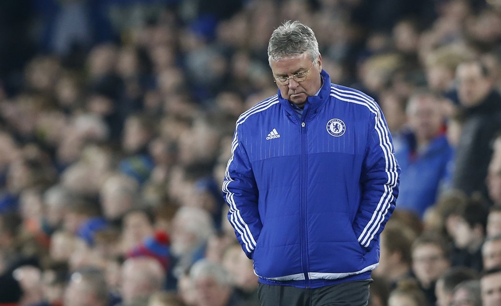 Hiddink Wary Of In-Form City As Costa, Cahill Return