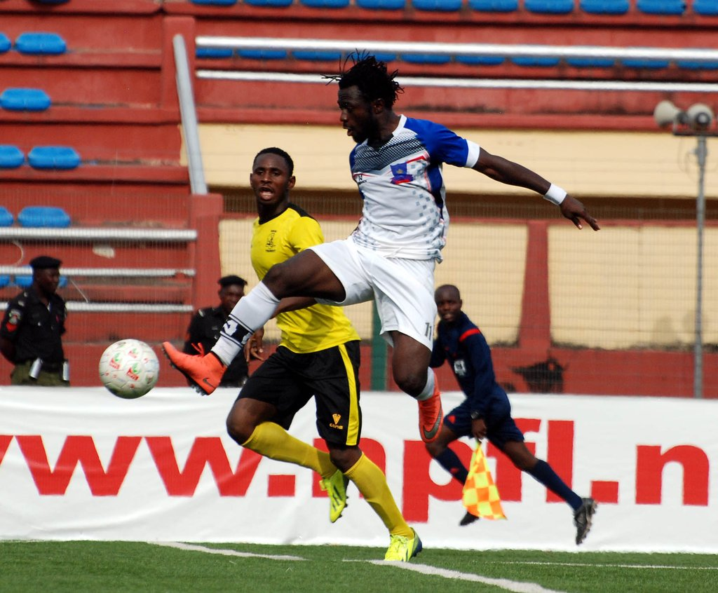 NPFL: Pillars Edge Nasarawa As El-Kanemi Pip 3SC