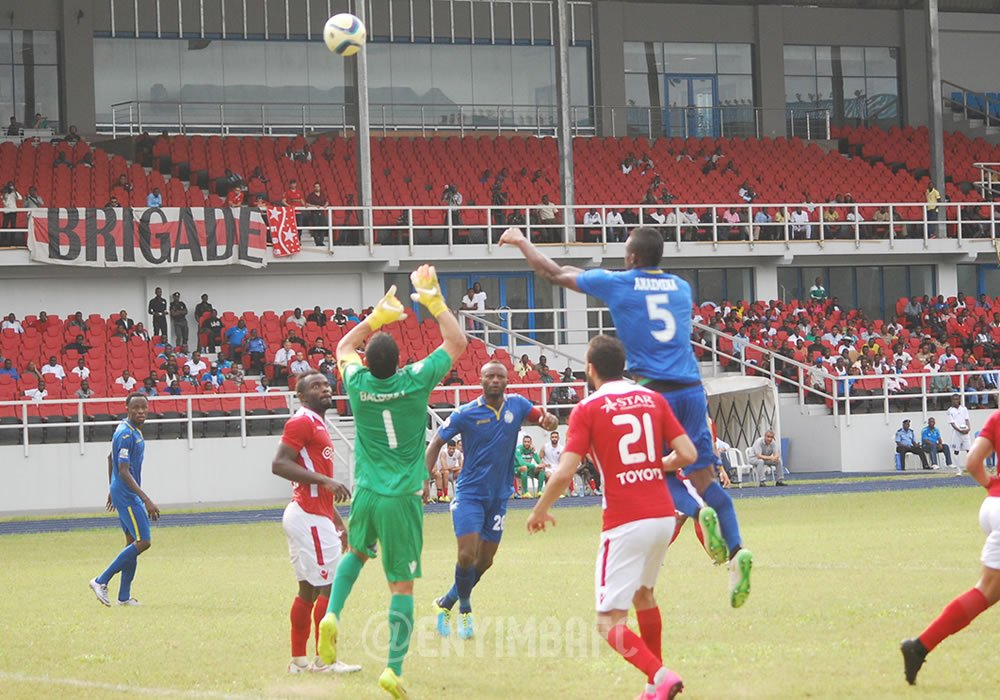 CAF CL: Udoh Hits Hat-Trick As Enyimba Thrash Etoile