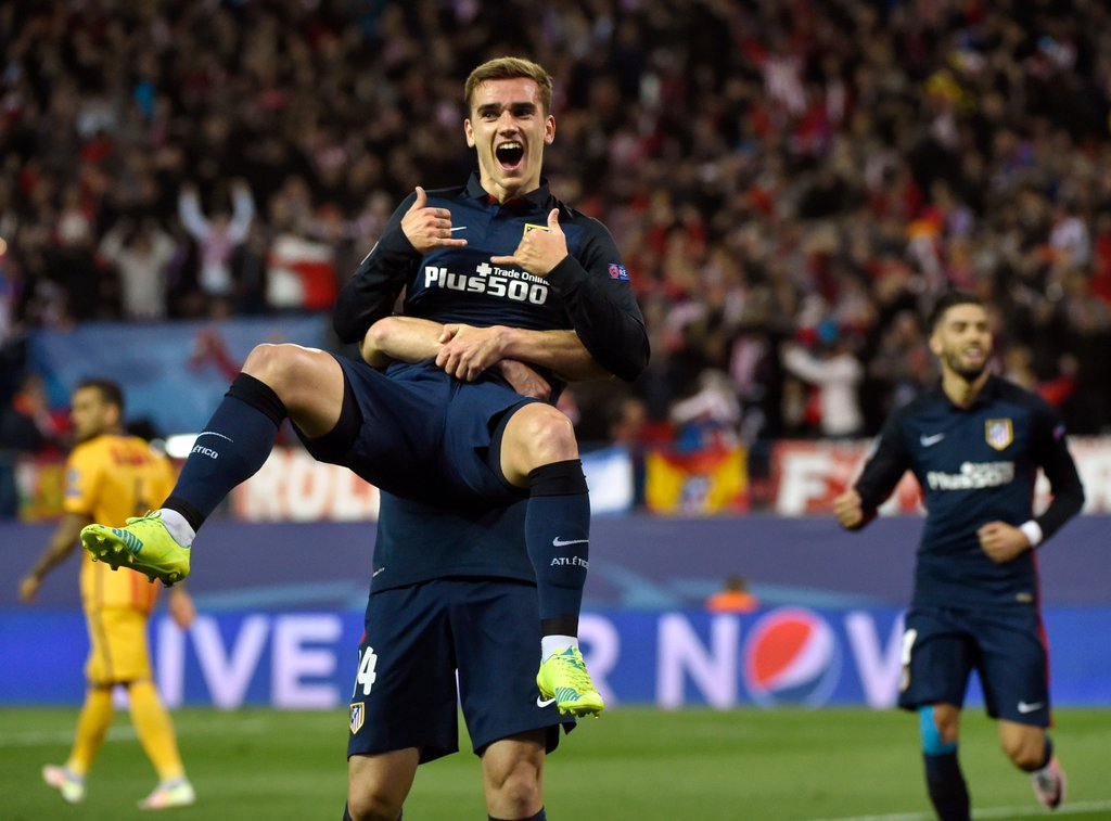 Champions League: Atletico End Barca Reign As Bayern Stop Benfica