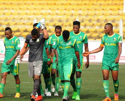 Kano Pillars Stars' Houses Burgled During 3SC Match!