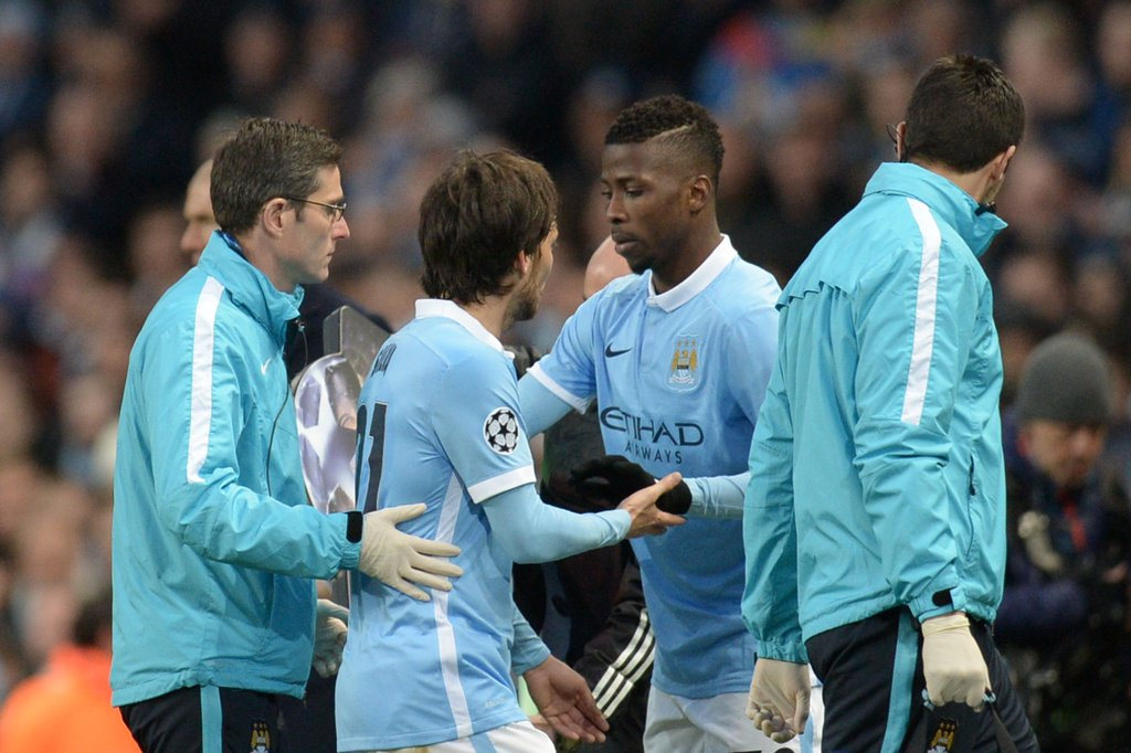 Ronaldo Missing, Iheanacho On As Man City, Madrid Draw