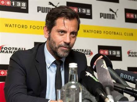 Flores Takes Responsibility For Watford's EPL Poor Form