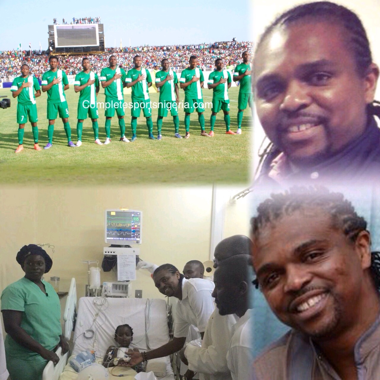 Kanu: Foreign Or Nigerian Coach, NFF Must Improve; Eagles Shouldn't  Miss 2018 W/Cup
