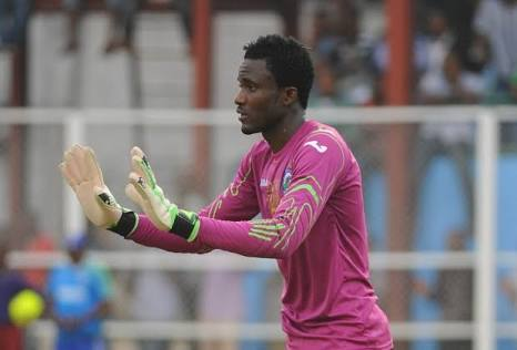 Enyimba's NPFL Away Form Worries Goalkeeper Thomas